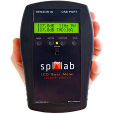 SPL Lab LCD Bass Meter SE