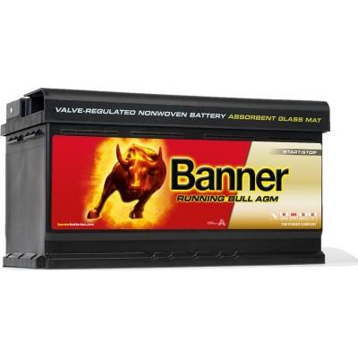 Аккумулятор BANNER AGM 92 ач