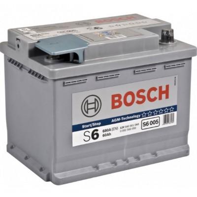 Аккумулятор BOSCH S6005