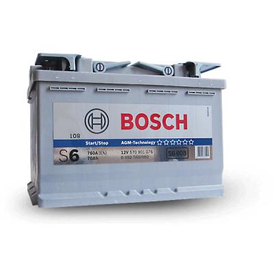 Аккумулятор BOSCH S6008