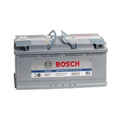 Аккумулятор BOSCH S6015