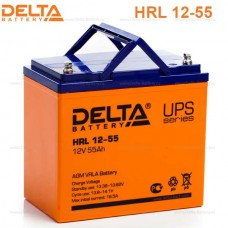 Delta HRL 12-55 (12V / 55Ah)
