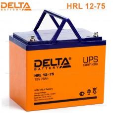 Delta HRL 12-75 (12V / 75Ah)