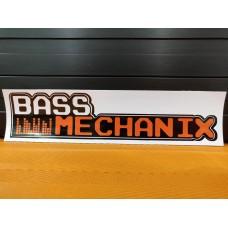 Наклейка BassMechanix