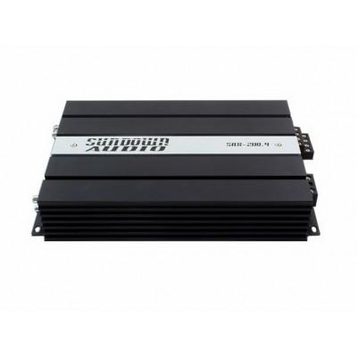 4-х канальный усилитель Sundown Audio Sax 200.4
