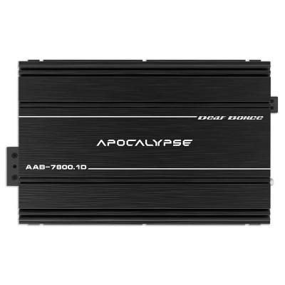 1-канальный усилитель (Моноблок) Apocalypse AAB-7900.1D