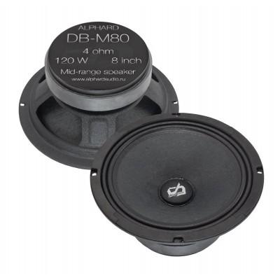 Акустика  Alphard Deaf Bonce DB-M80