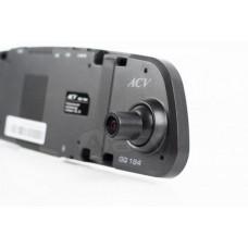 ACV GQ164 GPS видерегистратор автомобильный в зеркале заднего вида, 2-канальный