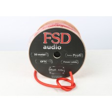 FSD audio PROFI - 4 ga