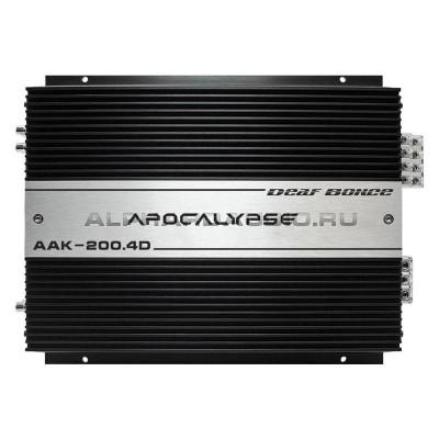 усилитель Apocalypse AAK-200.4D