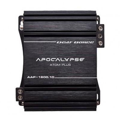 Усилитель Apocalypse AAP-1600.1D ATOM PLUS