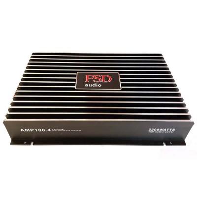 FSD audio AMP 100.4 в www.bassmechanix.ru с компенсацией доставки по России
