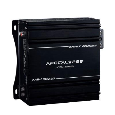 2-х канальный усилитель APOCALYPSE AAB-1800.2D