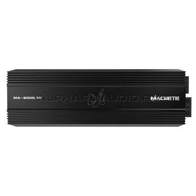 Усилитель Machete MA-2000.1D Sport