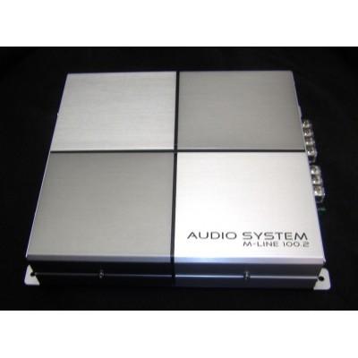 усилитель Audio system m-line 100.2