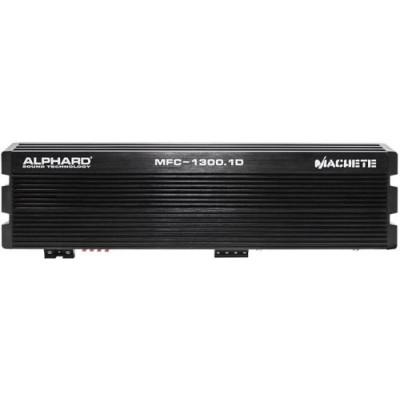Усилитель ALPHARD Machete MFC-1300.1D