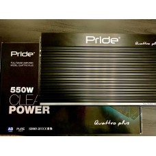 Pride Quattro + 550 W