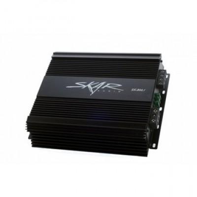 Усилитель Skar SK-800.1D купить в www.bassmechanix.ru с компенсацией доставки по России
